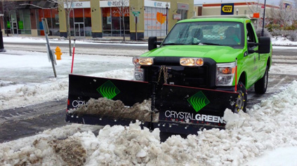 Crystal Greens Landscape Inc.